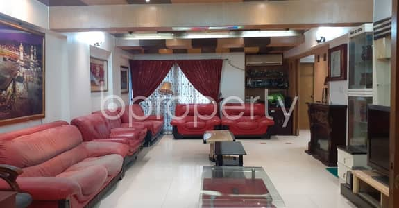 4 Bedroom Flat for Rent in Gulshan, Dhaka - A 2500 Sq Ft Suitable Apartment For You Waiting To Be Rented At Gulshan 2