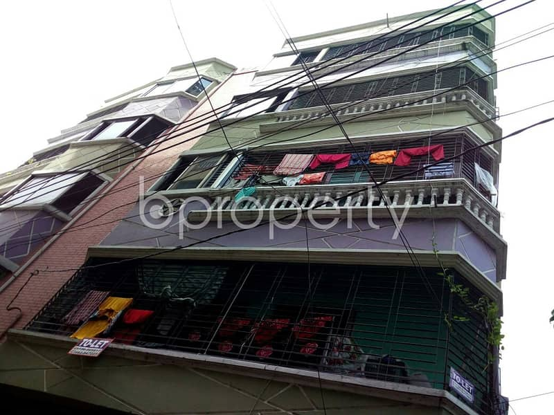 At Tongi, A Very Reasonable 700 Sq Ft Residential Flat Is Up For Rent