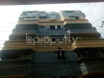1 Bedroom Flat for Rent in Badda, Dhaka - A Beautiful 550 Sq Ft Apartment Is Up For Rent At Middle Badda