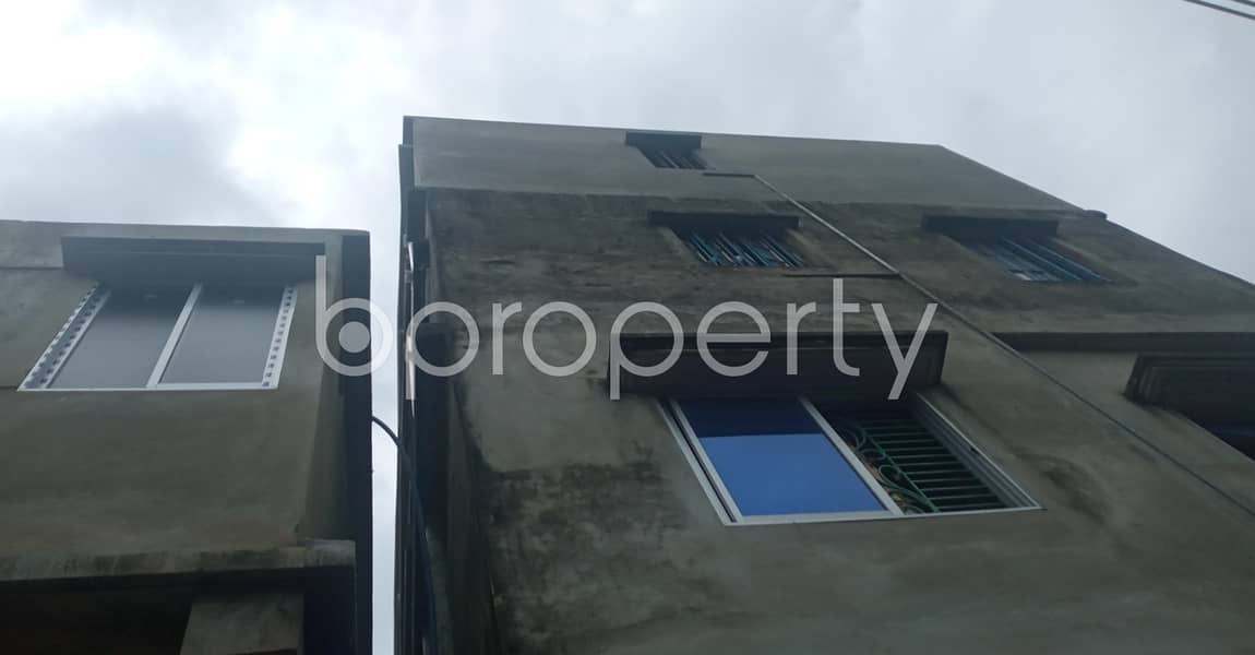 For Rental purpose 600 SQ FT apartment is now up to Rent in Patenga