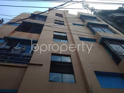 1 Bedroom Apartment for Rent in Maghbazar, Dhaka - A Well-featured 1 Bedroom Residential Space Is Up For Rent At Chairman Goli, Nayatola