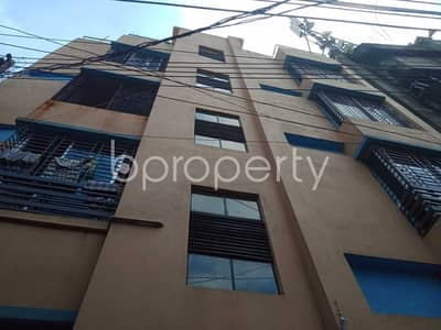 1 Bedroom Flat for Rent in Maghbazar, Dhaka - Lovely Apartment Covering An Area Of 300 Sq Ft Is Up For Rent In Maghbazar