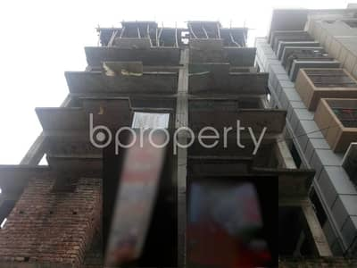 3 Bedroom Apartment for Sale in Banasree, Dhaka - In South Banasree Project A 1047 Square Feet Flat For Sale.