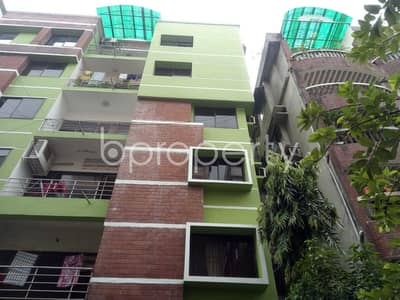 An apartment is ready for rent at Baridhara DOHS, near Baridhara Scholars' International School & College