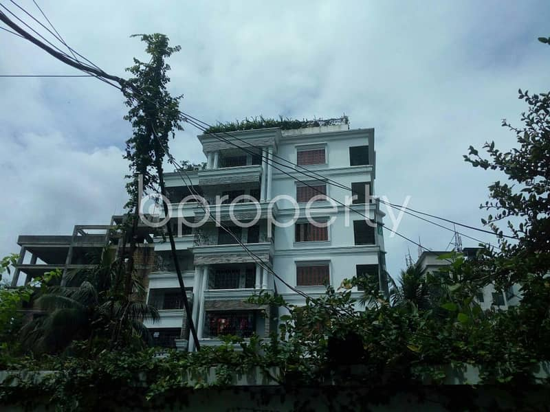 4600 Sq Ft Flat Is Now Vacant To Rent In Khulshi Close To Khulshi Thana