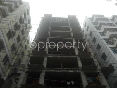 3 Bedroom Apartment for Sale in Mirpur, Dhaka - This 1350 Sq Ft Flat In Darussalam, Mirpur With A Convenient Price Is Up For Sale