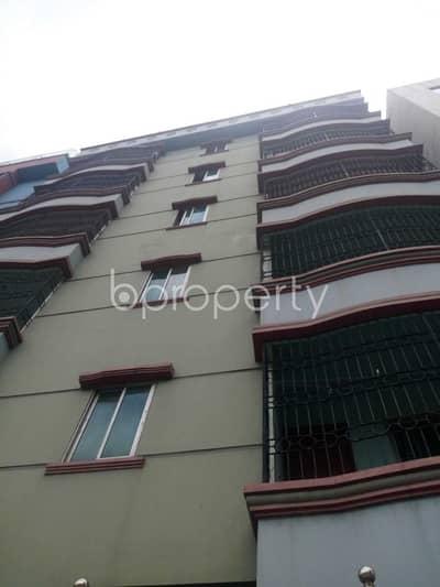 2 Bedroom Apartment for Rent in Uttara, Dhaka - Lovely Residence Of 900 Sq Ft Is Up For Rent In Sector 11, Uttara
