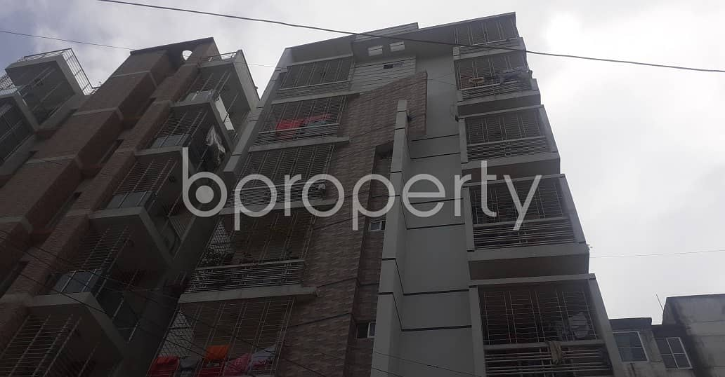 A Ready 1800 Sq. ft Apartment For Rent Very Close To Uttara 12 No. Sector park