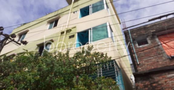 2 Bedroom Flat for Rent in Bakalia, Chattogram - Looking For A Tasteful Home To Rent In Bakalia Nearby Hazi Ramzan Ali Jame Masjid? Check This One
