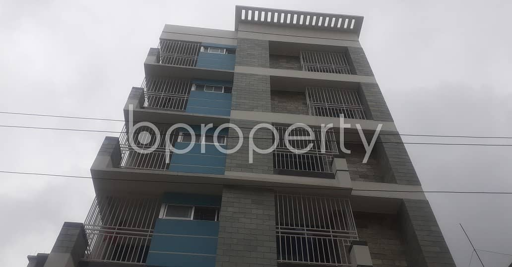 This 1770 Sq. Ft. Large Flat Is Up For Rent Nearby Uttara 12 No. Sector park