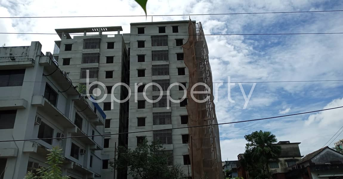 1550 Square Feet Flat Is For Sale At South Agrabad