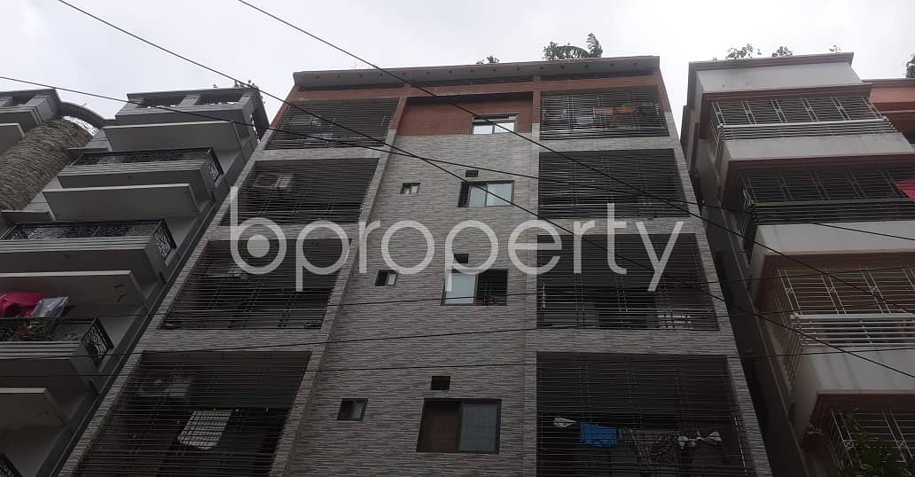 3 Bedroom, 2 Bathroom Apartment With A View Is Up For Rent Nearby Uttara 12 No. Sector park