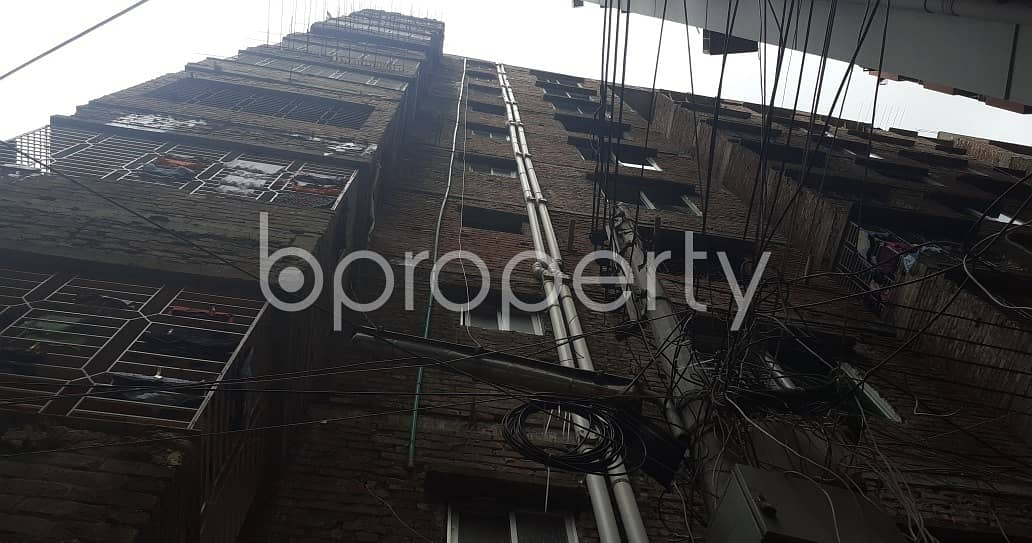 A Well-featured 1350 Sq Ft Residence Is Up For Rent At Shah Ali Bag, Mirpur 1