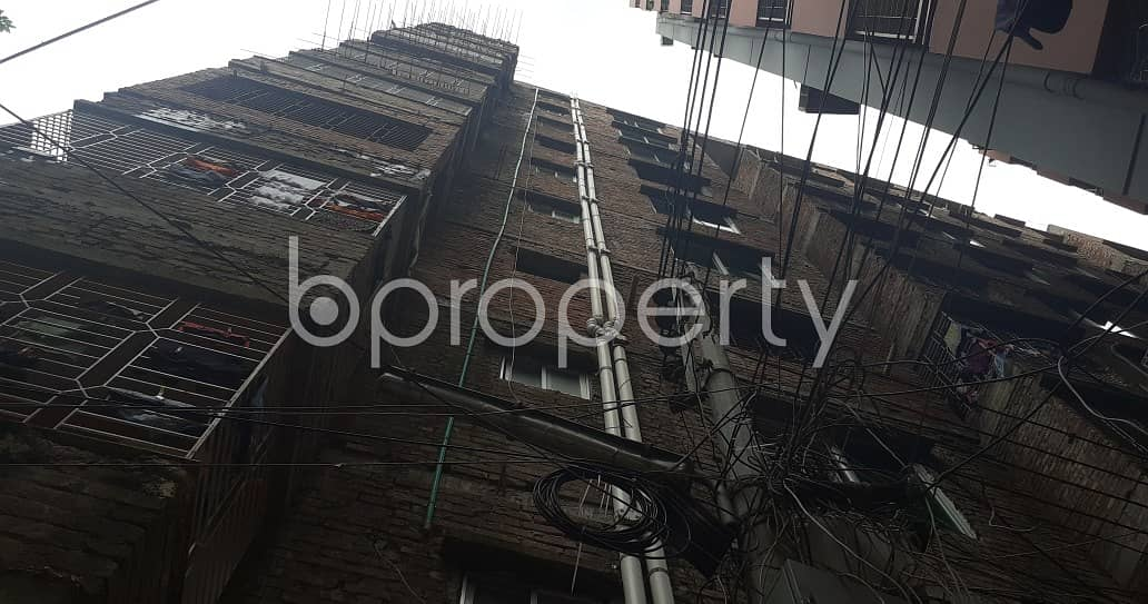 A 1350 Sq Ft Residence At Mirpur 1 Adjacent To Aarong Is Going To Be Rented