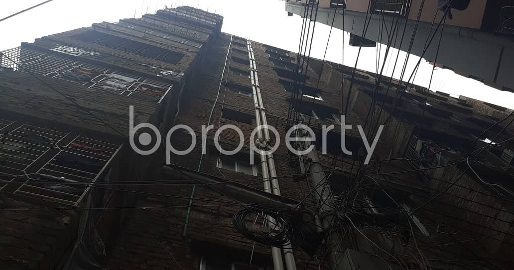 At Mirpur 1, 1050 Sq Ft Nice Flat Up For Rent Near Bank Asia Limited