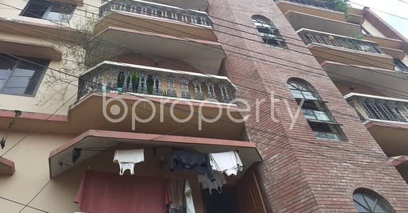 2 Bedroom Apartment for Rent in Bakalia, Chattogram - A 900 Sq Ft Flat At Mafizur Rahman Housing Society Is Going To Be Rented
