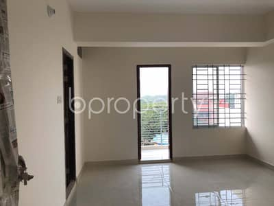 2 Bedroom Apartment for Sale in 10 No. North Kattali Ward, Chattogram - An Apartment Is Up For Sale At Colonel Hat Near To Colonel Hat Bus Stop