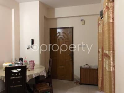 2 Bedroom Apartment for Sale in Dakshin Khan, Dhaka - Apartment for Sale in Uttara near Dakshin Khan Ideal Girls High School