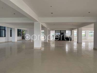 Floor for Rent in Savar, Dhaka - 10000 Square Feet Commercial Space Is For Rent In Ashulia
