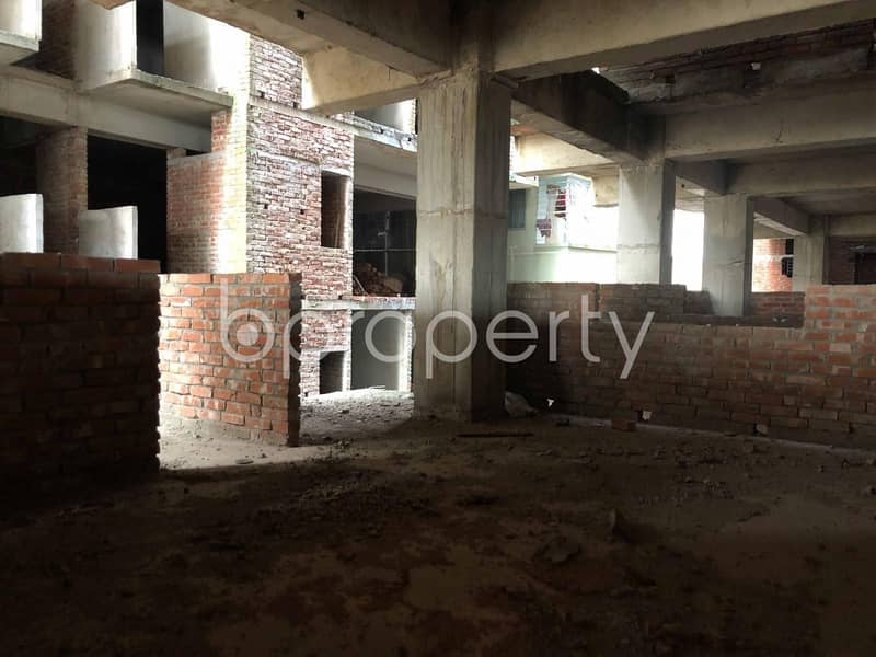 Worthy 1503 Sq Ft Residential Apartment Is For Sale At Katalgonj