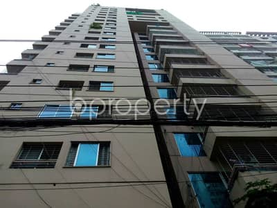 3 Bedroom Apartment for Sale in Shegunbagicha, Dhaka - Sophisticated 1820 Sq Ft Flat Is Available For Sale In Shegunbagicha