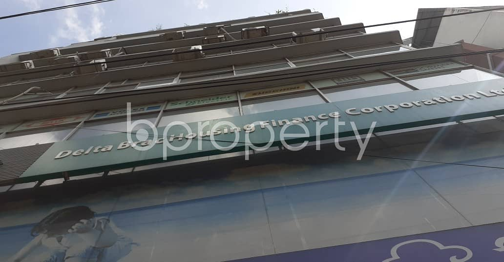 Deal with Your Business in 800 Sq Ft shop with a Convenient to Rent in Kalabagan