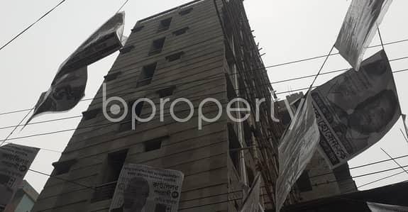 2 Bedroom Apartment for Sale in Jatra Bari, Dhaka - An Apartment For Sale Is All Set For You To Settle In Jatra Bari Close To Jatrabari Police Station