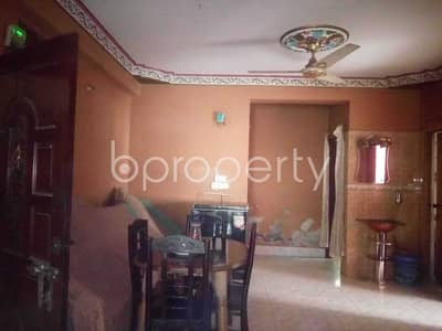 3 Bedroom Apartment for Sale in Banasree, Dhaka - 1350 Sq. ft Ready Flat For Sale In , Block H, Banasree.
