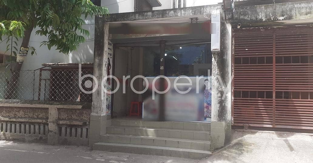 100 Sq Ft shop Is Available to Rent in Mohammadpur