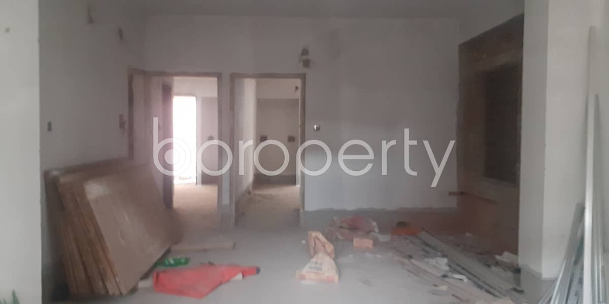 In Ibrahimpur 1400 Sq Ft Large Flat For Sale