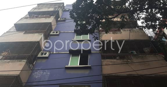 Ready flat 455 SQ FT is now for sale in Jatra Bari