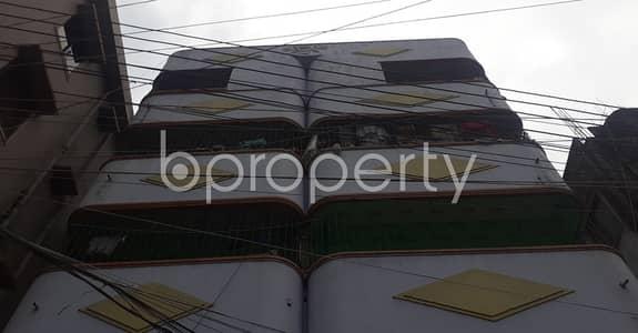 1 Bedroom Flat for Rent in Khilkhet, Dhaka - At Khilkhet A 1 Bedroom Flat Up For Rent Near By Baitut Taz JAMA Mosjid