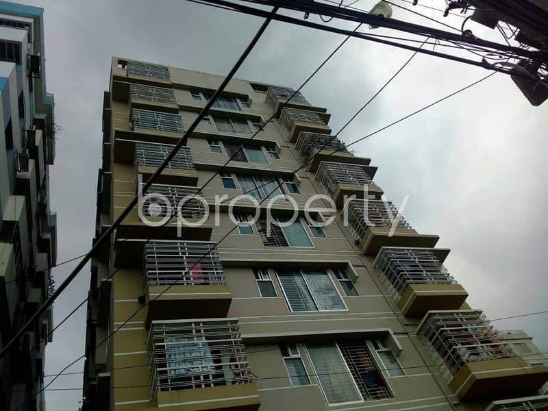 An Apartment is up for Sale at Double Mooring near Purbo Muhuri Para Jame Masjid