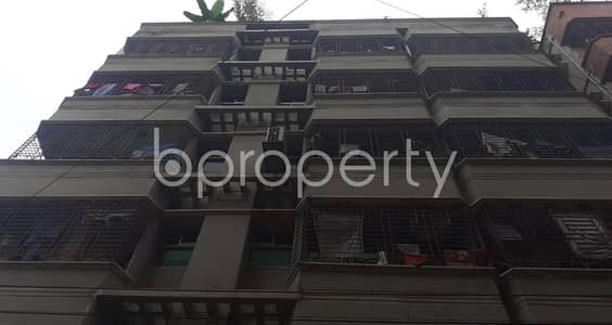 2 Bedroom Apartment for Rent in Banasree, Dhaka - 650 Sq Ft Properly Constructed Flat For Rent In Banasree