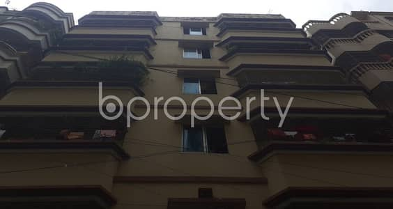 3 Bedroom Flat for Rent in Banasree, Dhaka - 3 Bedroom, 3 Bathroom Apartment With A View Is Up For Rent In Banasree