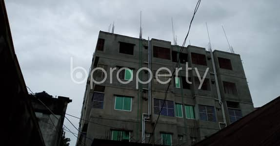 2 Bedroom Flat for Rent in 7 No. West Sholoshohor Ward, Chattogram - In West Sholoshohor 1020 Sq Ft Apartment Can Be Found To Rent