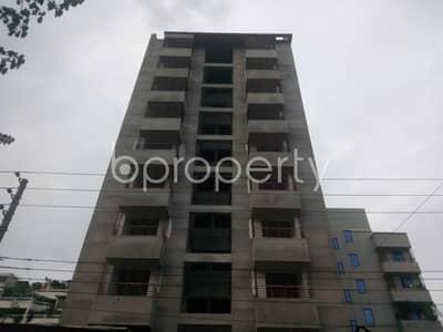 বিক্রয়ের জন্য BAYUT_ONLYএর ফ্ল্যাট - আফতাব নগর, ঢাকা - 1250 Square Feet Medium Size Ready Flat For Sale In Aftab Nagar .