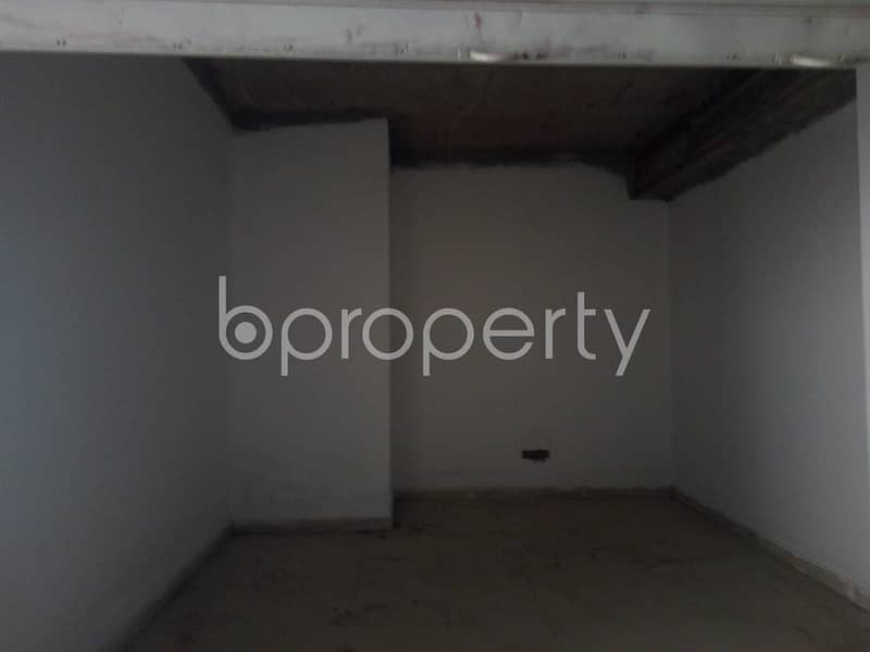 See This 135 Sq. Ft Office Space For Rent Located In Chawk Bazar Near To Chittagong College.
