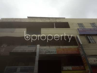 Office for Rent in Mirpur, Dhaka - An Office Space Of 700 Sq. Ft Is Vacant For Rent In East Monipur