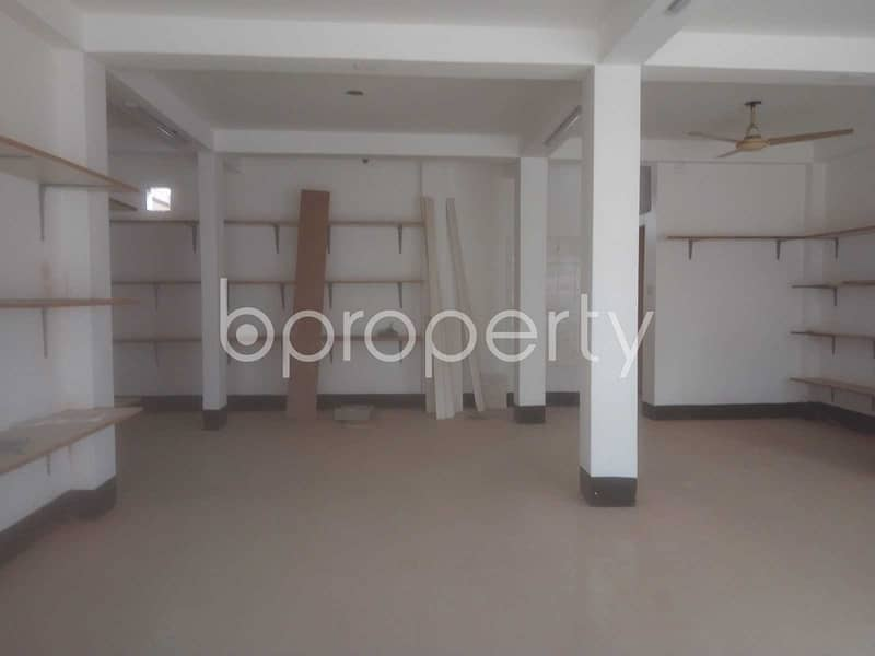 800 Sq. ft Shop Is For Rent In East Monipur.