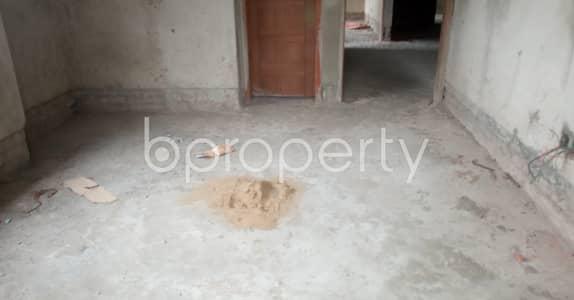 বিক্রয়ের জন্য BAYUT_ONLYএর ফ্ল্যাট - ক্যান্টনমেন্ট, ঢাকা - 1280 Sq Ft Properly Constructed Flat For Sale In Mastertek Cantonment