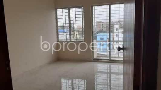 3 Bedroom Flat for Sale in Dakshin Khan, Dhaka - A Decent 1125 Sq Ft Flat Which Is Now For Sale In Dakshin Khan