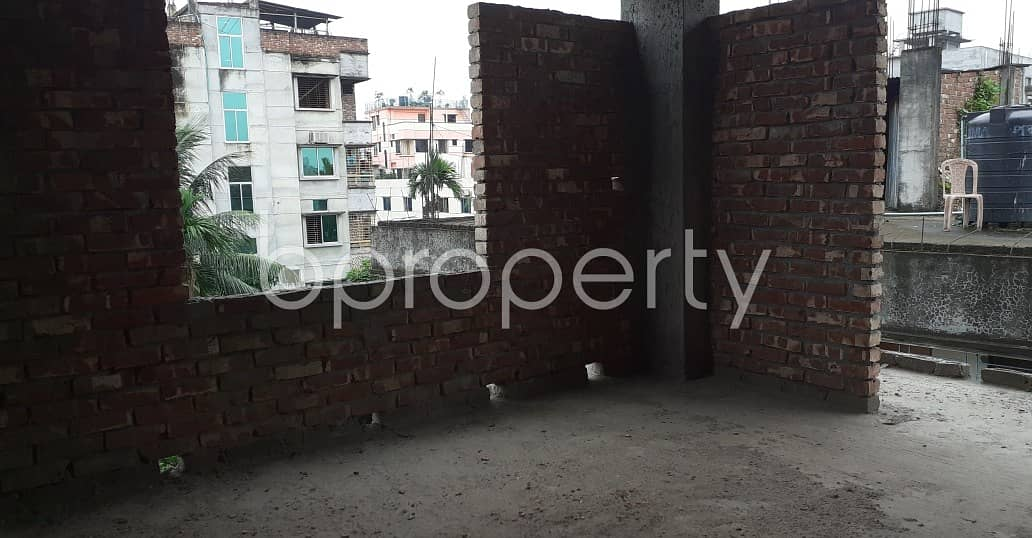 A 1150 Sq. Ft Apartment Is For Sale In Faydabad
