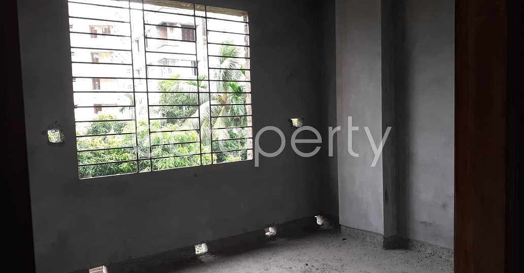 A 1125 Sq Ft Flat Can Be Found In Dakshin Khan For Sale