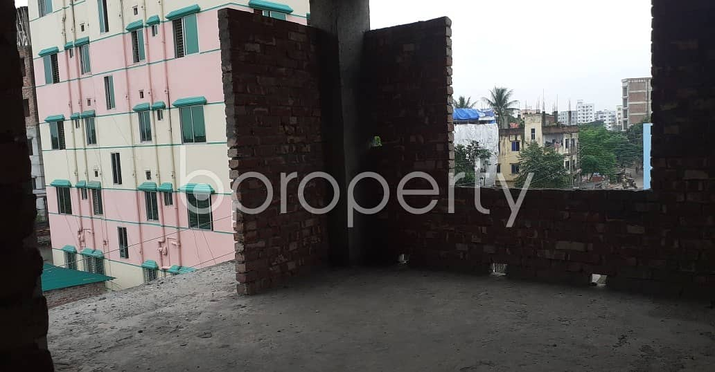Grab This 1125 Sq Ft Flat Up For Sale In Dakshin Khan