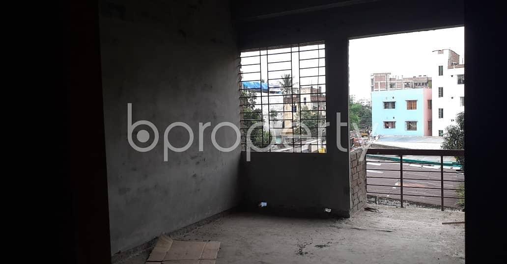 1125 Sq Ft Organized Apartment For Sale In Dakshin Khan