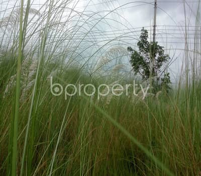 Plot for Sale in Aftab Nagar, Dhaka - 3.5 Katha Plot Is Available For Sale In Aftab Nagar