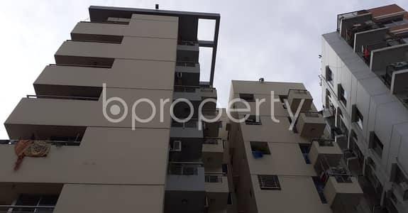 3 Bedroom Apartment for Rent in New Market, Dhaka - A Well-constructed 1580 Sq Ft Residential Property For Rent In New Market Close To Nilkhet Book's Market.