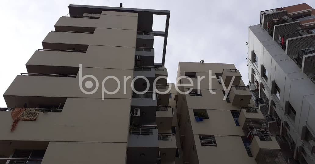 A Well-constructed 1580 Sq Ft Residential Property For Rent In New Market Close To Nilkhet Book's Market.