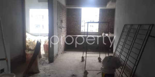 3 Bedroom Flat for Sale in Ibrahimpur, Dhaka - We Have A 1350 Sq. Ft Flat For Sale In The Location Of North Ibrahimpur